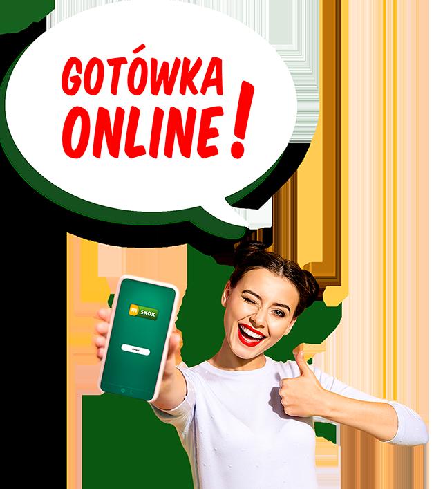 Gotówka Online